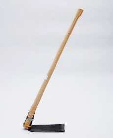 【千葉型平鍬(軽量タイプ)】の全形イメージ