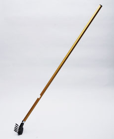 【草刈りレーキ】の全形イメージ