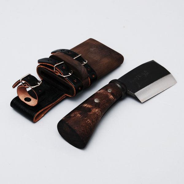 短刀片刃鉈