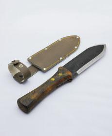 【アウトドア・園芸用ナイフ】の合皮ケース