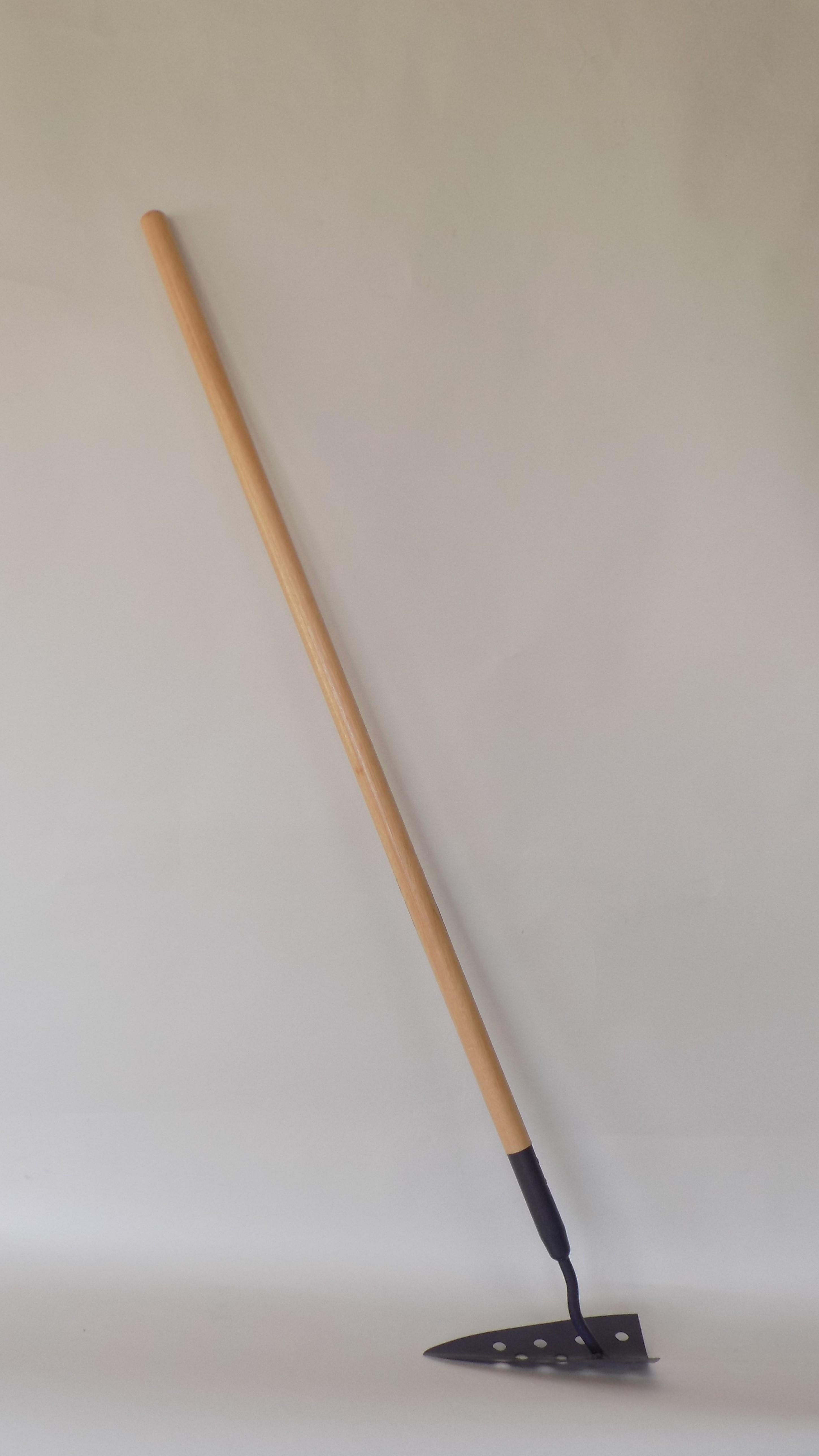溝切三角鎌の全形イメージ