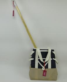 【Agシステムバック トートバッグ】バッグ全形イメージ
